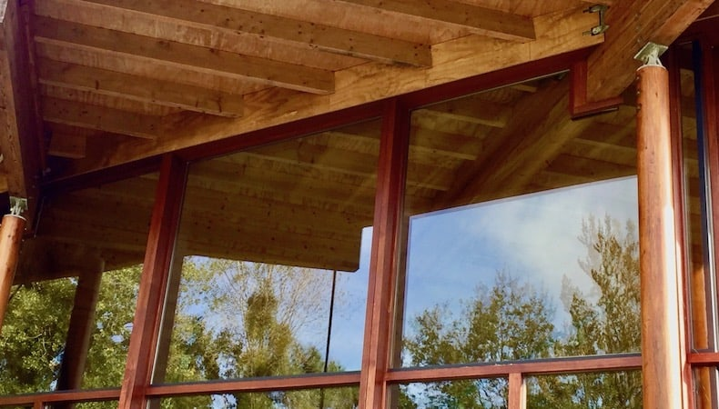 Dubbelglas voor Nieuwbouw Bezoekerscentrum Tenellaplas