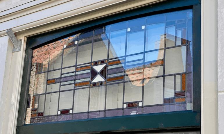 Glashandel Brielle - glas in lood