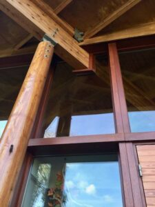 Isolatieglas - Bezoekerscentrum Tenellaplas
