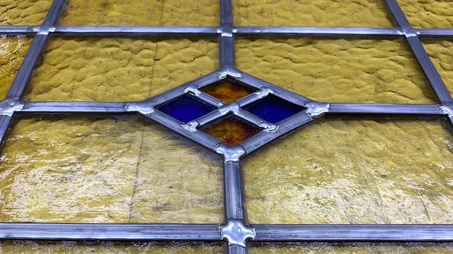 Glas in lood Oostvoorne